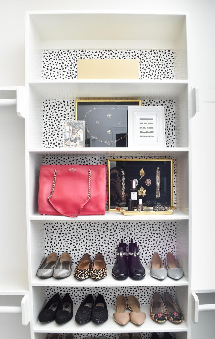 DIY master bedroom closet decor and organization ideas