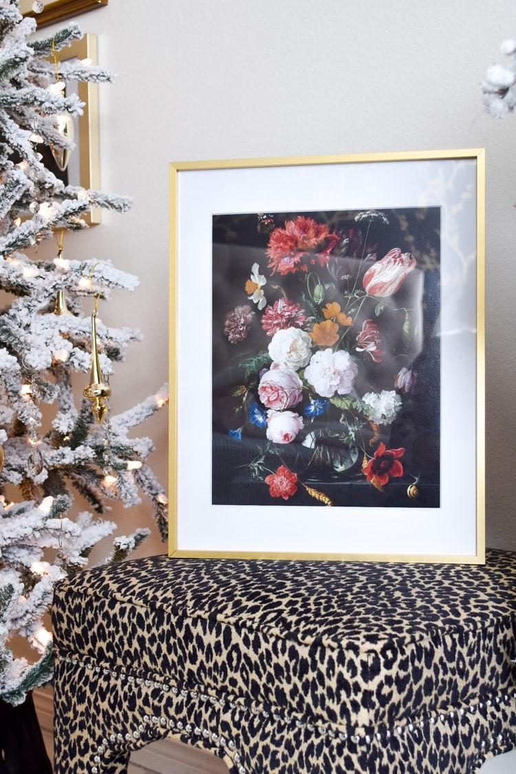 11x14 still life floral art print