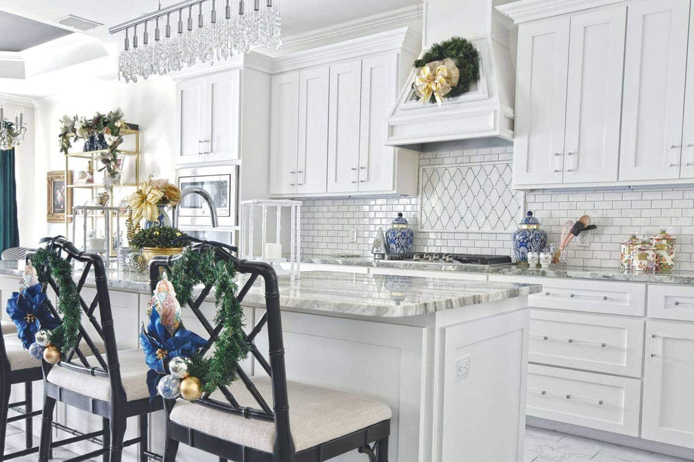 christmas kitchen decor ideas monica wants it rh monicawantsit com
