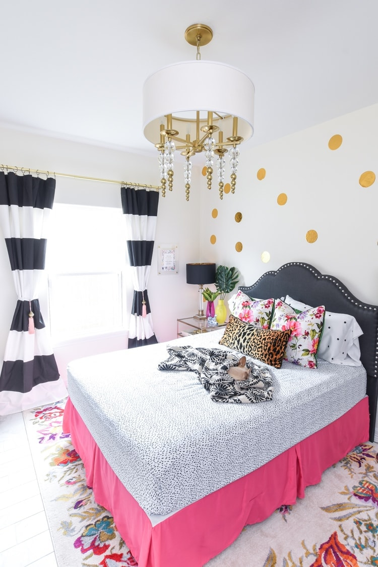 From Junk Room To Beautiful Bedroom The Big Reveal: Guest Bedroom Decor: Room Reveal